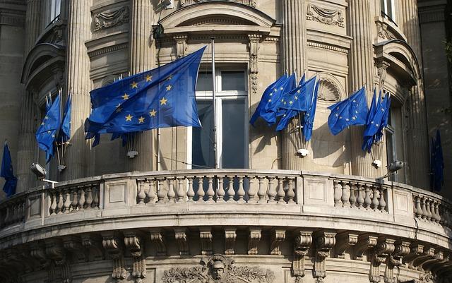 vlajky evropské unie